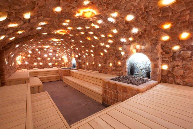 beautiful saunas across the globe