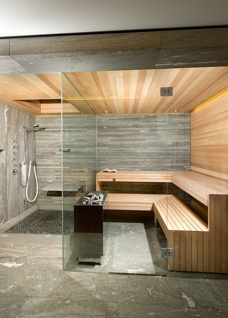 Beautiful Saunas Across The Globe (Pictures) - Best Sauna Heater
