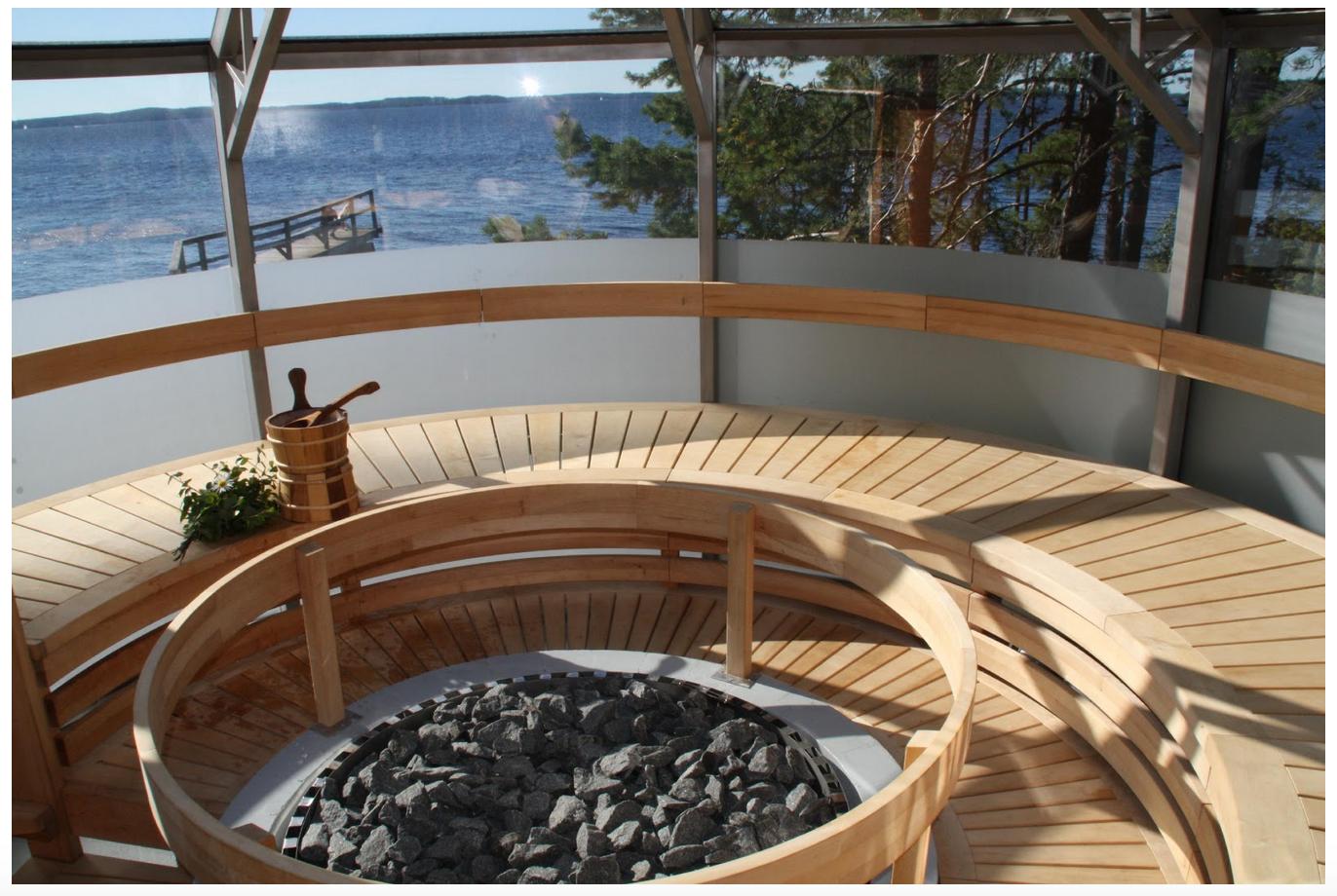 beautiful saunas across the globe best sauna heater. Black Bedroom Furniture Sets. Home Design Ideas