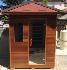 The Best Outdoor Saunas Reviewed 2017 Best Sauna Heater